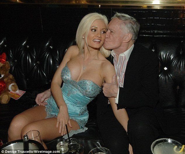 Shift reccomend Holly madison photos busty