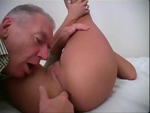 Hot girl old dude nude