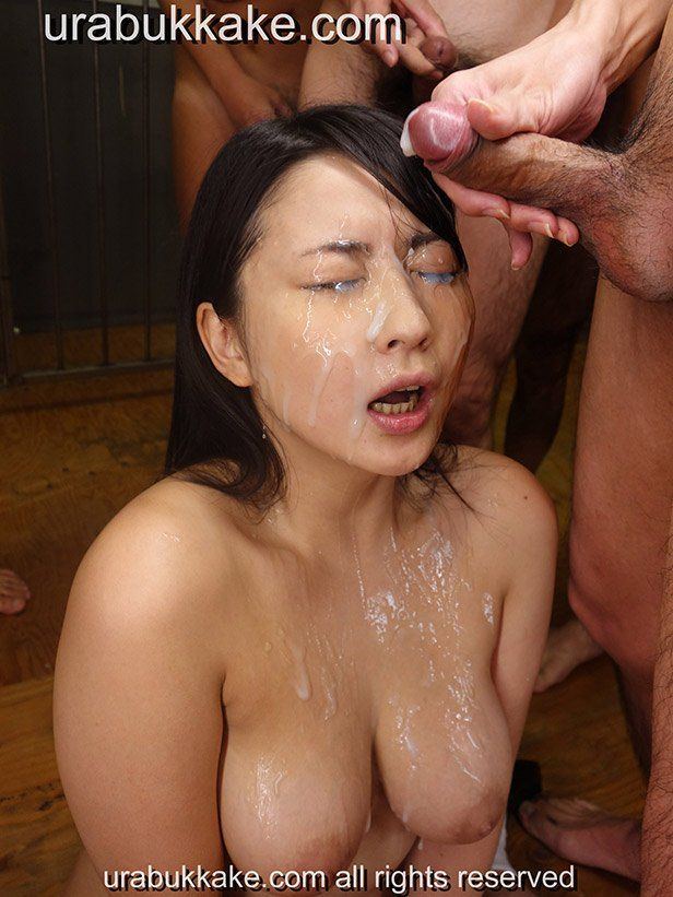 Share your huge asian facial galleries very pity