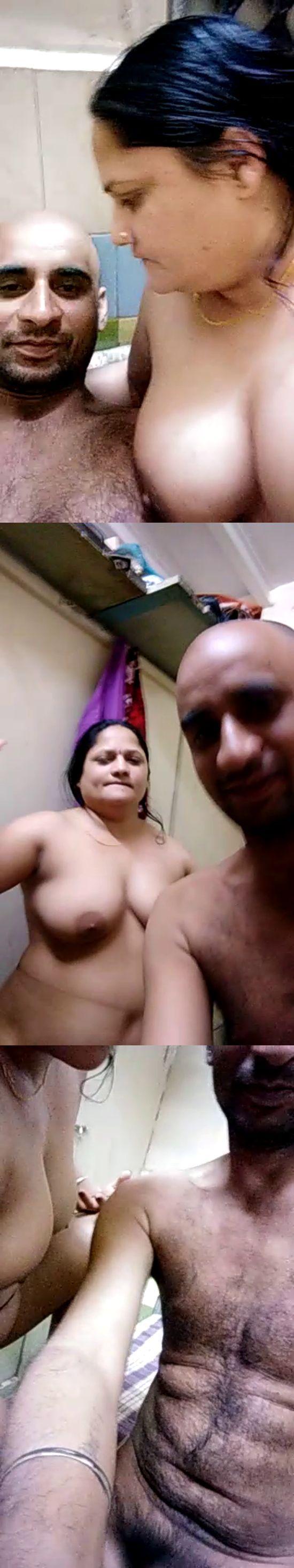 Woman tortures man with handjob