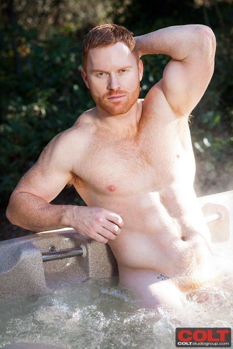 Amphibian reccomend Male redhead naked pics