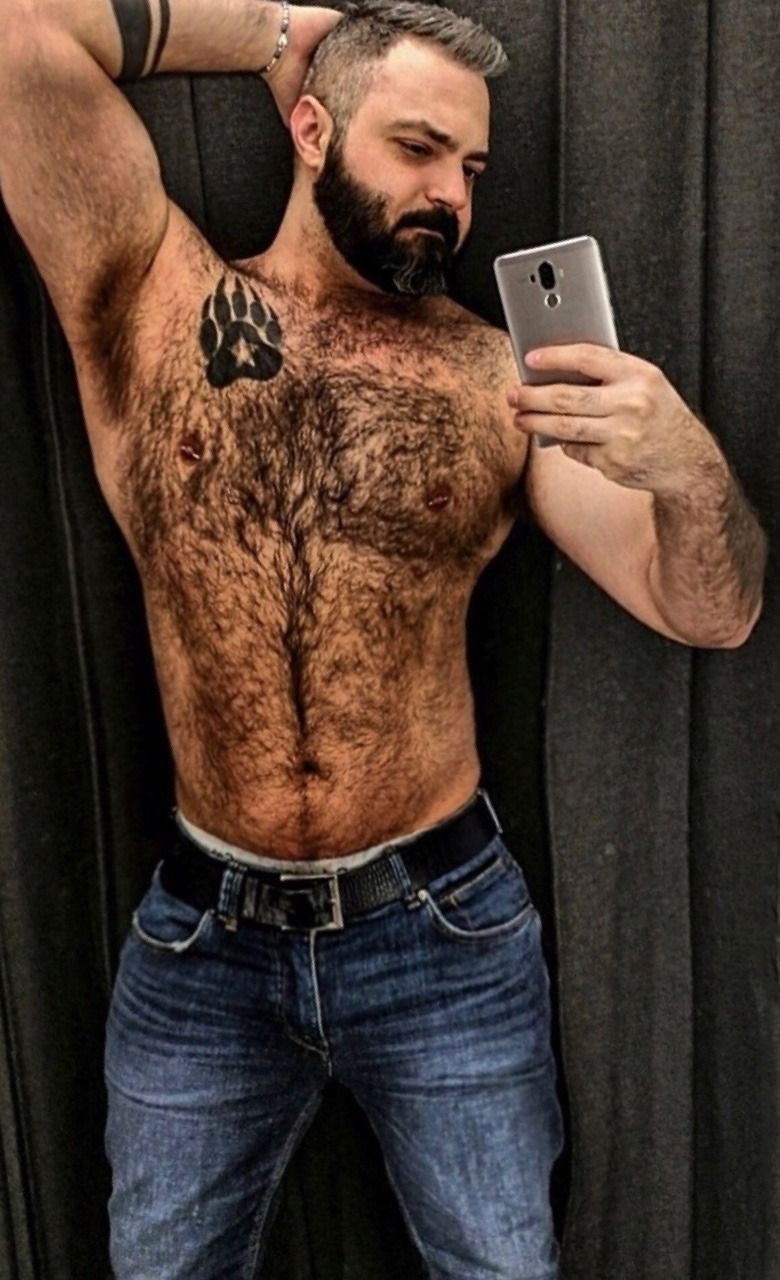 General reccomend Mature hairy chests