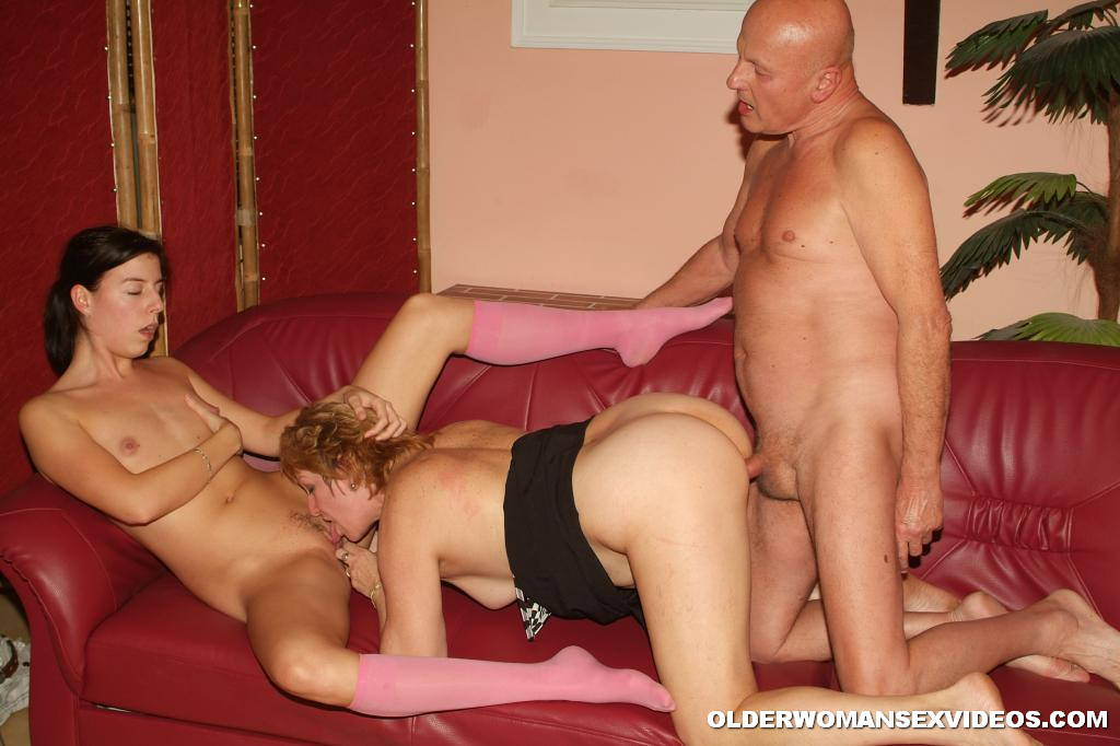 Red T. reccomend Mature mother threesome