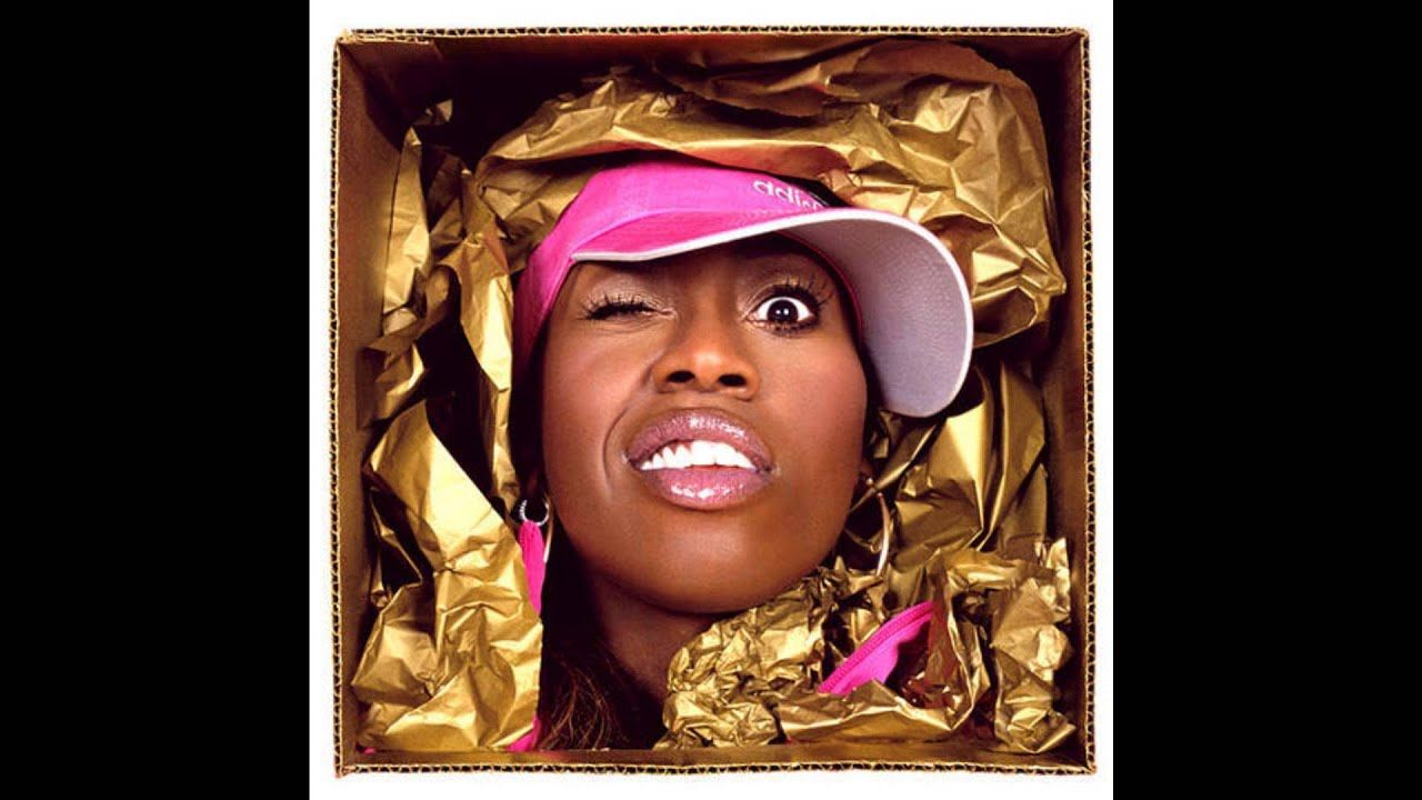 The I. reccomend Missy elliot lick shots
