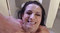 Multiple loads messy facial