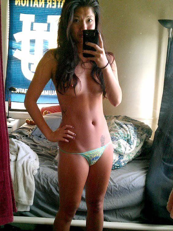 college sweetheart topless