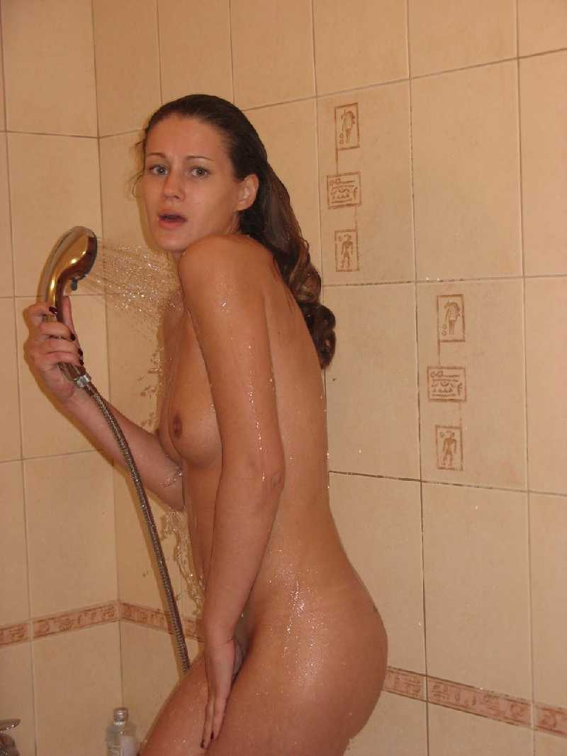 from this hot milf and a hot shower agree with