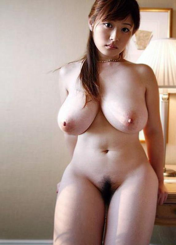 Large chinese tits