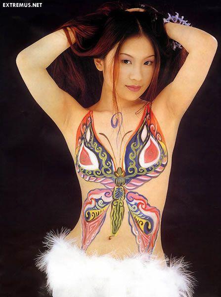 Nude women of dubai