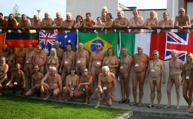 Bad M. F. reccomend Nudist and naturist international