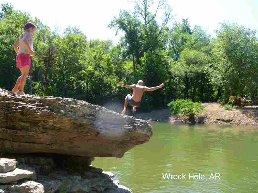Nudist swimming holes missouri