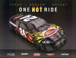 One hot ride