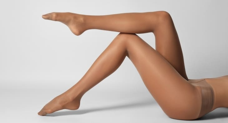Online auctions pantyhose feet