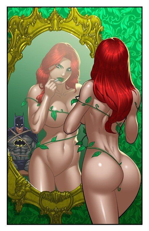 Porn batman poison sex and ivy all became