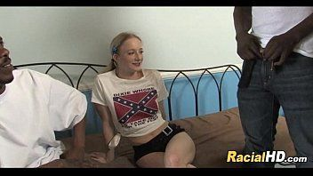 Racist White Girl Porn Captions - Racist girl sex videos . Best porno. Comments: 2