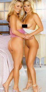 Rikki vikki twins nude