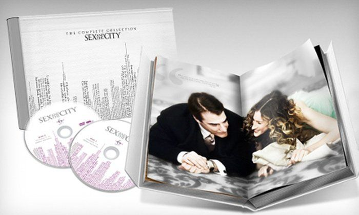 Buzz reccomend Sex and the city complete series