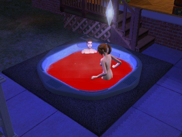 Hard-Boiled reccomend Sims 2 objects swinger hot tub