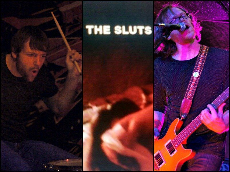 Sluts in the band