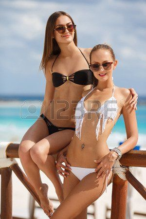 Sunglass more bikini teens