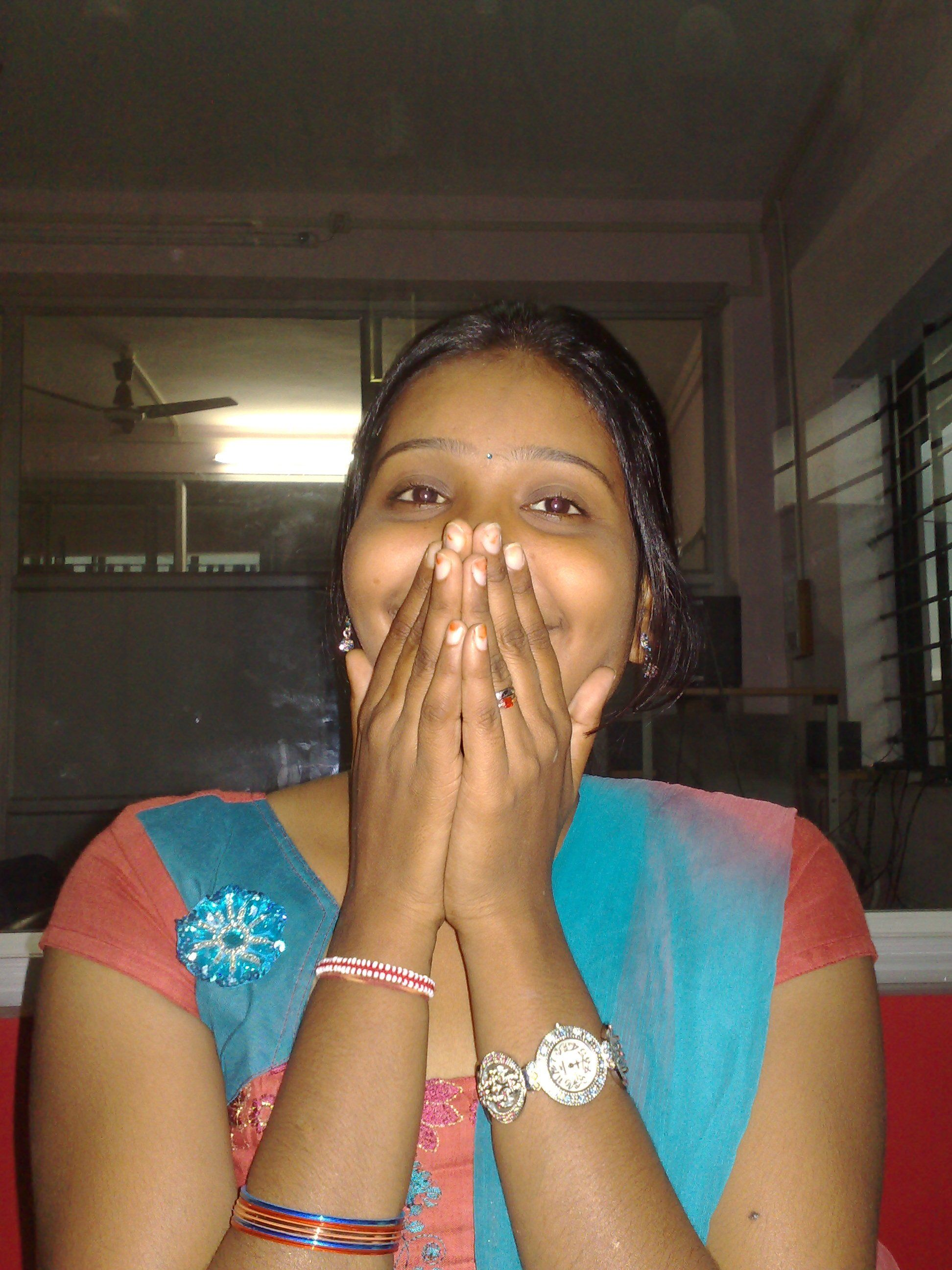 Thick indian blow job