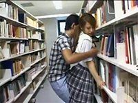 Junior M. reccomend Woman fucked in a library