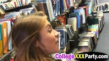 Bitsy reccomend Woman fucked in a library