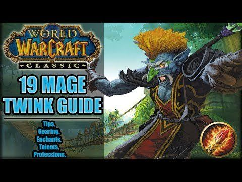 Sphinx reccomend World of warcraft twink guide