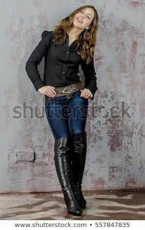 best of In boots high girls Young